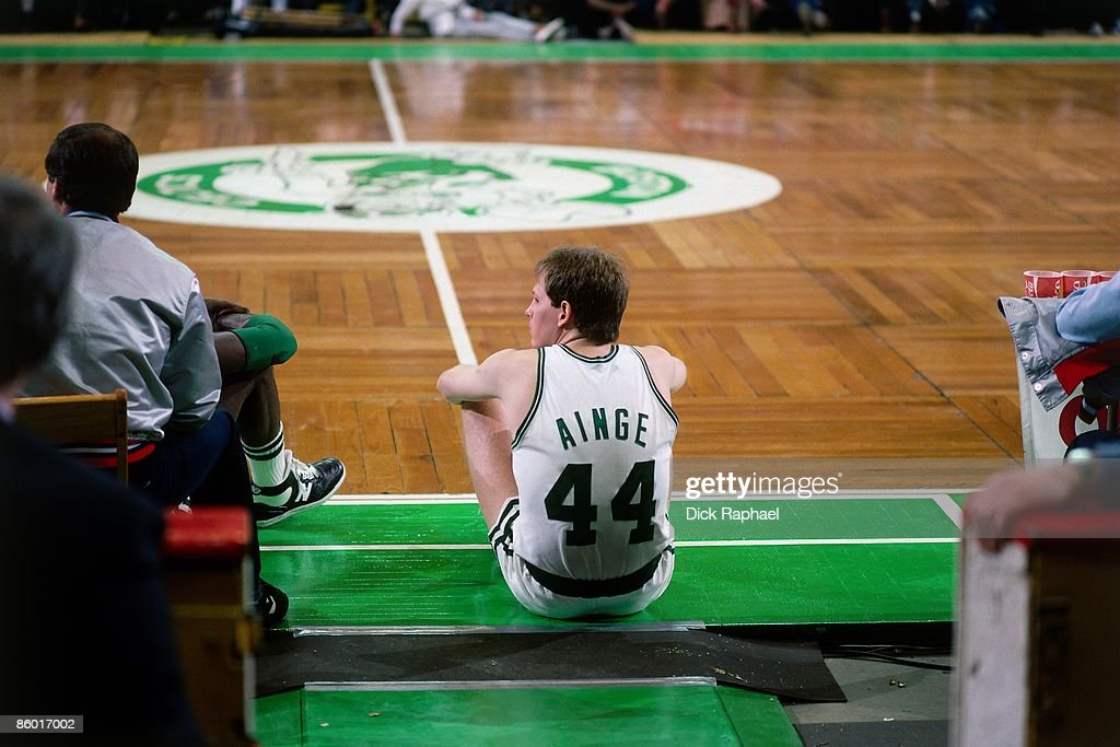 Boston Celtics : News Photo
