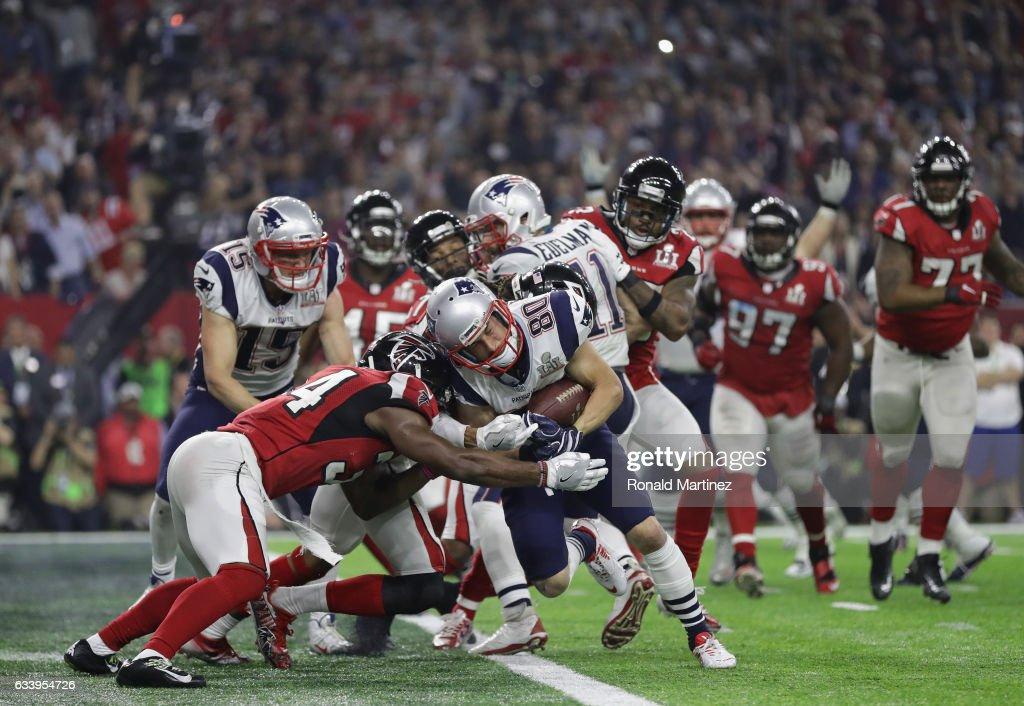 Super Bowl LI - New England Patriots v Atlanta Falcons : News Photo