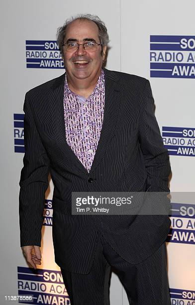 Danny Baker attend the 2011 Sony Radio Academy Awards at Grosvenor House Hotel on May 9 2011 in London England
