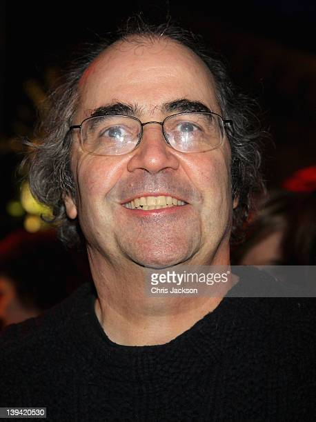 Danny Baker attends the 2012 Orion Authors' Party at the Natural History Museum at the Natural History Museum on February 20 2012 in London England