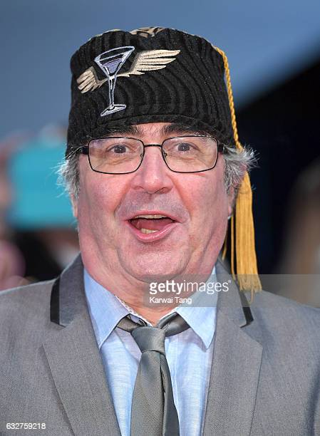 Danny Baker attends the National Television Awards at The O2 Arena on January 25, 2017 in London, England.