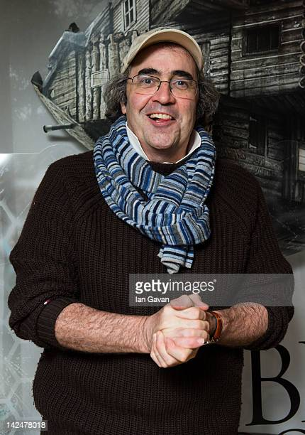 Danny Baker attends the premiere of 'The Cabin In The Woods' at The Mayfair Hotel on April 5 2012 in London England