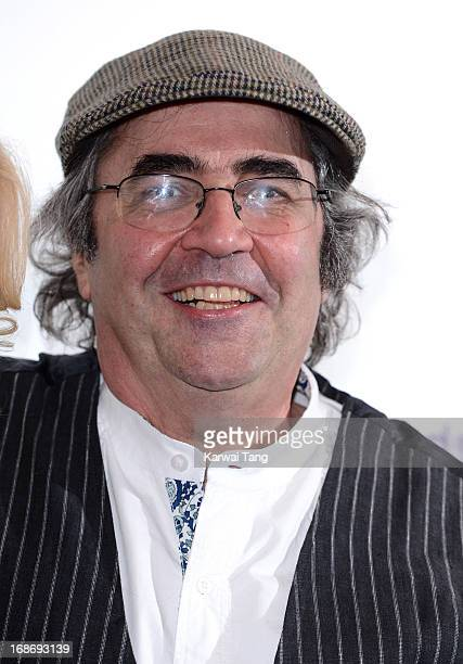 Danny Baker attends the Sony Radio Academy Awards at The Grosvenor House Hotel on May 13, 2013 in London, England.