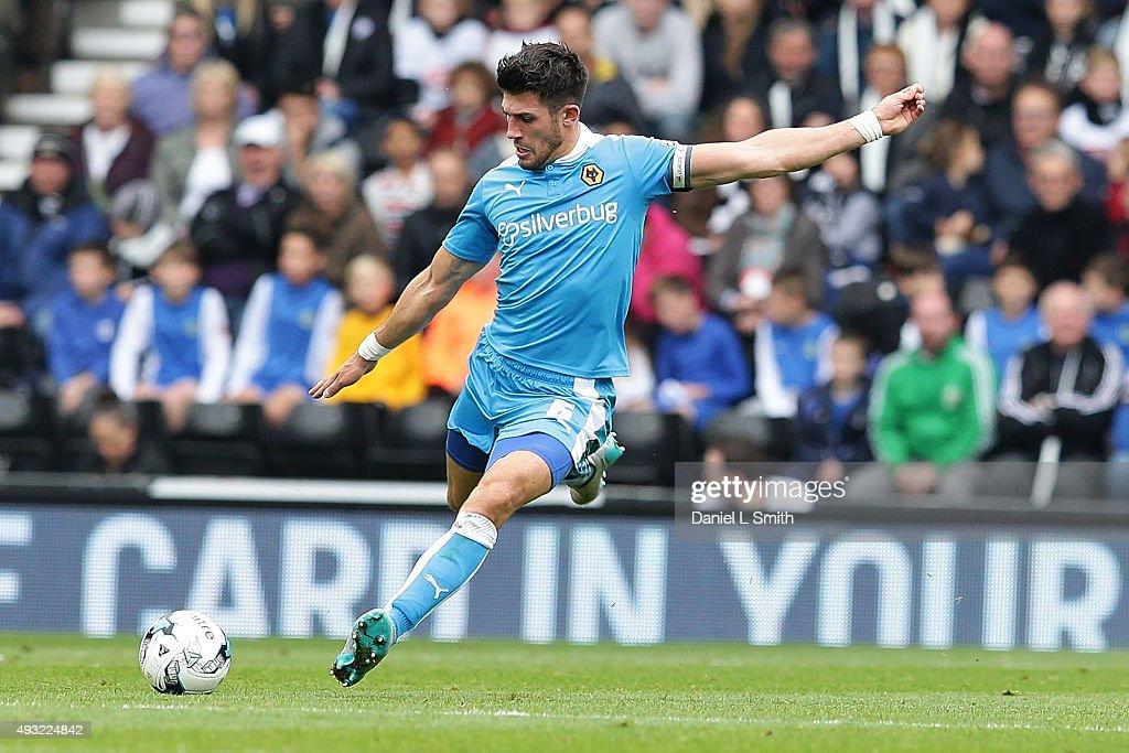 Derby County v Wolverhampton Wanderers - Sky Bet Championship : News Photo