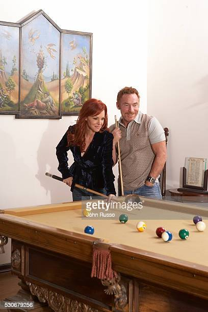 Danny Bonaduce at Home with Wife Gretchen