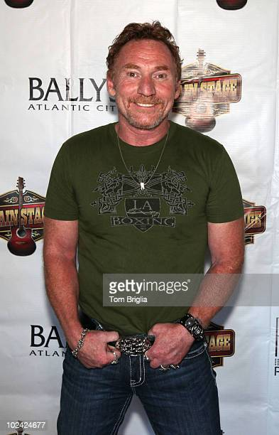 Danny Bonaduce attend the Battle of the Room Trashing Bands at Bally's Atlantic City on June 25 2010 in Atlantic City New Jersey