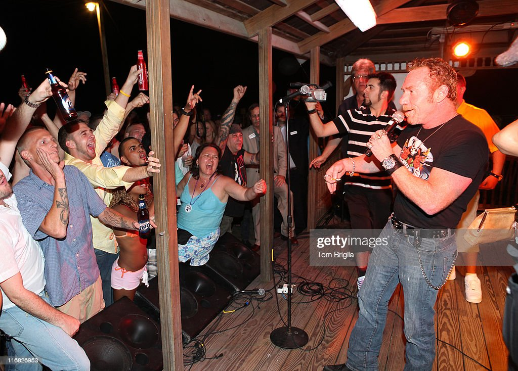 Danny Bonaduce's Birthday Party in Atlantic City : News Photo