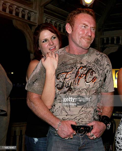 Danny Bonaduce attends his 50th Birthday party at Bally's Bikini Beach Bar on August 14 2009 in Atlantic City New Jersey