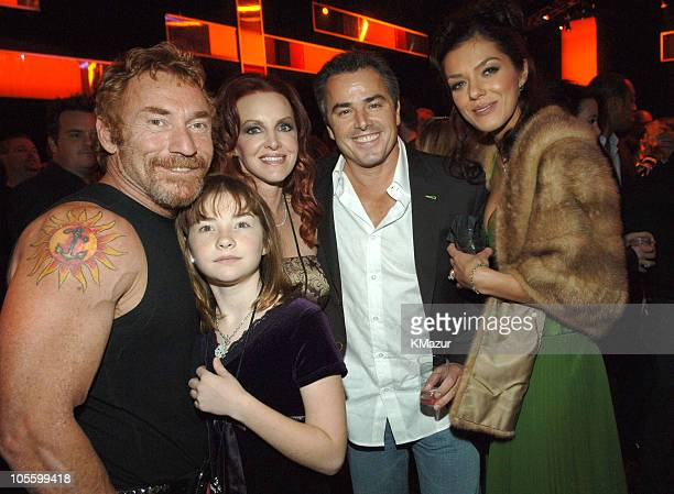 Danny Bonaduce daughter Isabella wife Gretchen Christopher Knight and Adrianne Curry