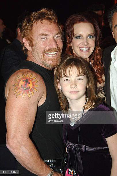 Danny Bonaduce wife Gretchen and daughter Isabella