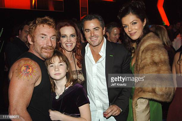 Danny Bonaduce wife Gretchen daughter Isabella Christopher Knight and Adrianne Curry