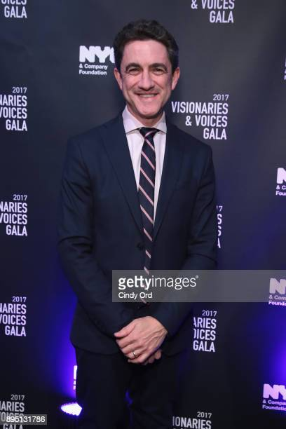Danny Boockvar President of NFL Experience attends the NYC Company Foundation Visionaries Voices Gala 2017 on December 18 2017 in New York City