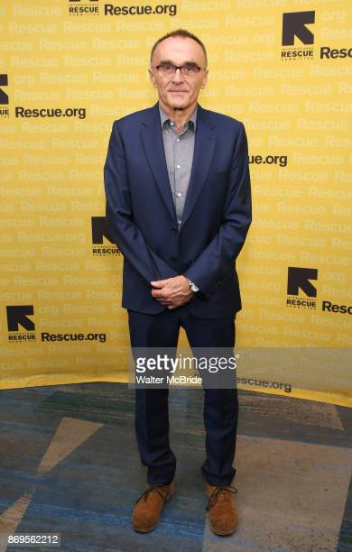 Danny Boyle attends The 2017 Rescue Dinner hosted by IRC at New York Hilton Midtown on November 2 2017 in New York City