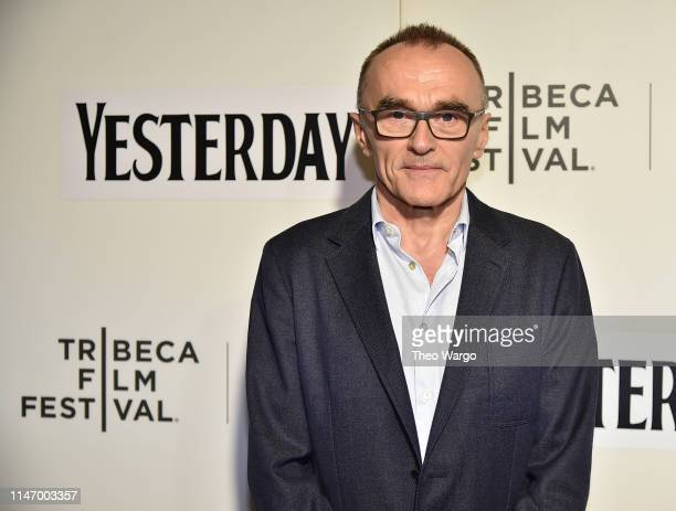 Danny Boyle attends Yesterday Closing Night Gala Film 2019 Tribeca Film Festival at BMCC Tribeca PAC on May 04 2019 in New York City