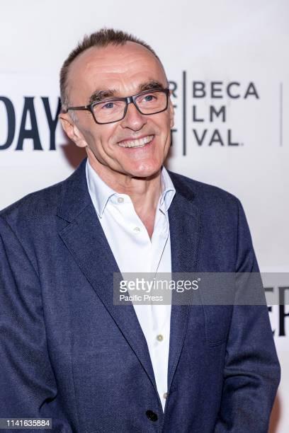 Danny Boyle attends Yesterday Closing Night Gala Film during 2019 Tribeca Film Festival at The Stella Artois Theatre Manhattan