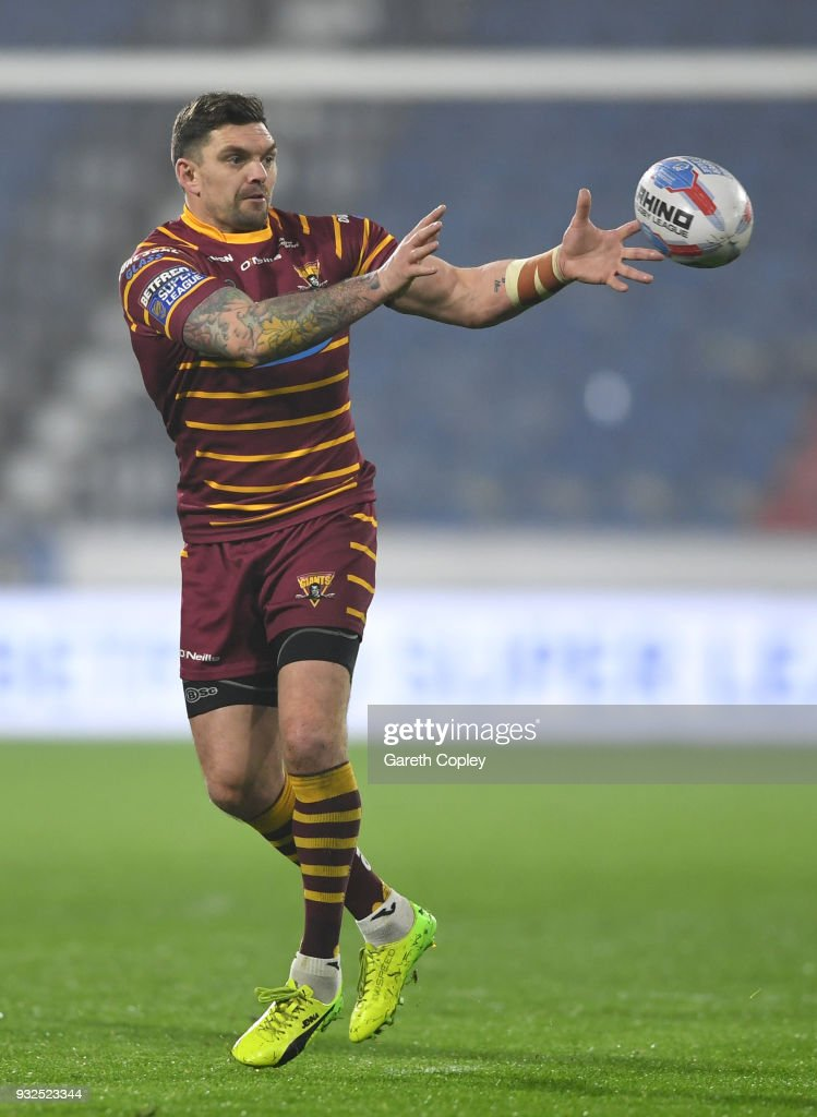 Huddersfield Giants v Hull KR - Betfred Super League : News Photo