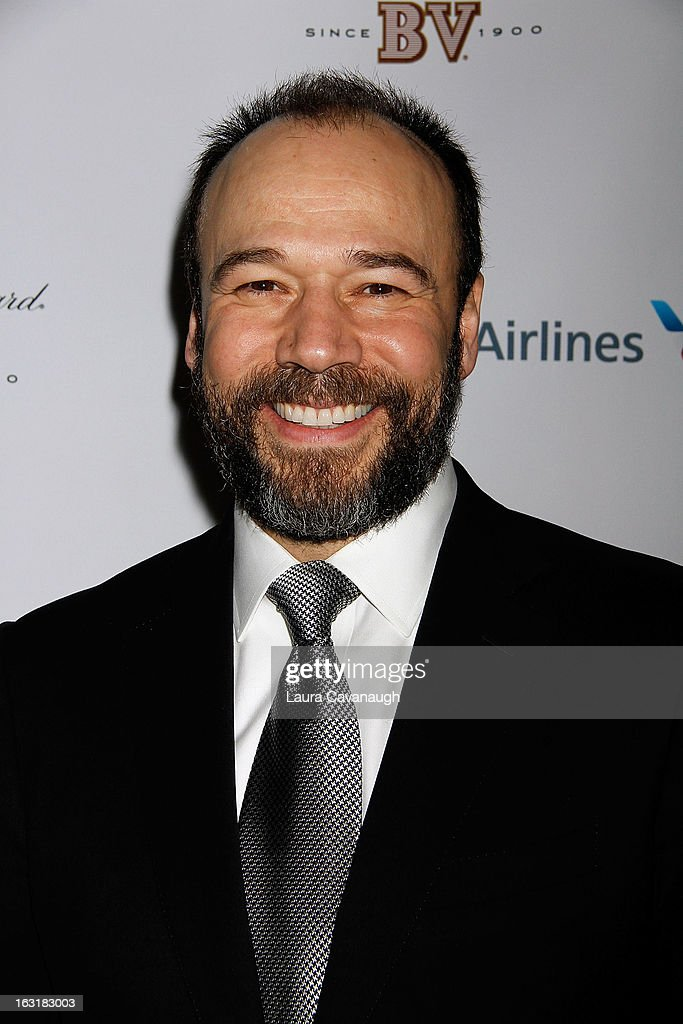 Danny Burstein attends 'Talley's Folly' Opening Night at Laura Pels Theatre at the Harold & Miriam Steinberg Center for on March 5, 2013 in New York City.