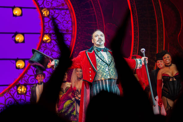 """NY: """"Moulin Rouge! The Musical"""" Reopening Night"""