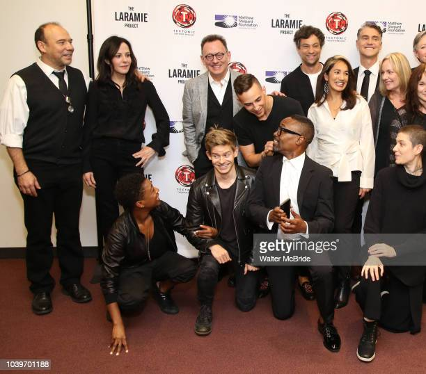 Danny Burstein Mary Louise Parker Samira Wiley Andrew KeenanBolger Michael Emerson Adam Rippon Billy Porter Andy Paris Purva Bedi Asia Kate Dillon...