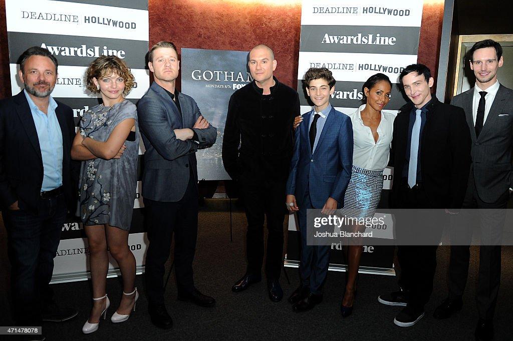 "Awardsline/Deadline Hollywood Screening Of Fox's ""Gotham"""