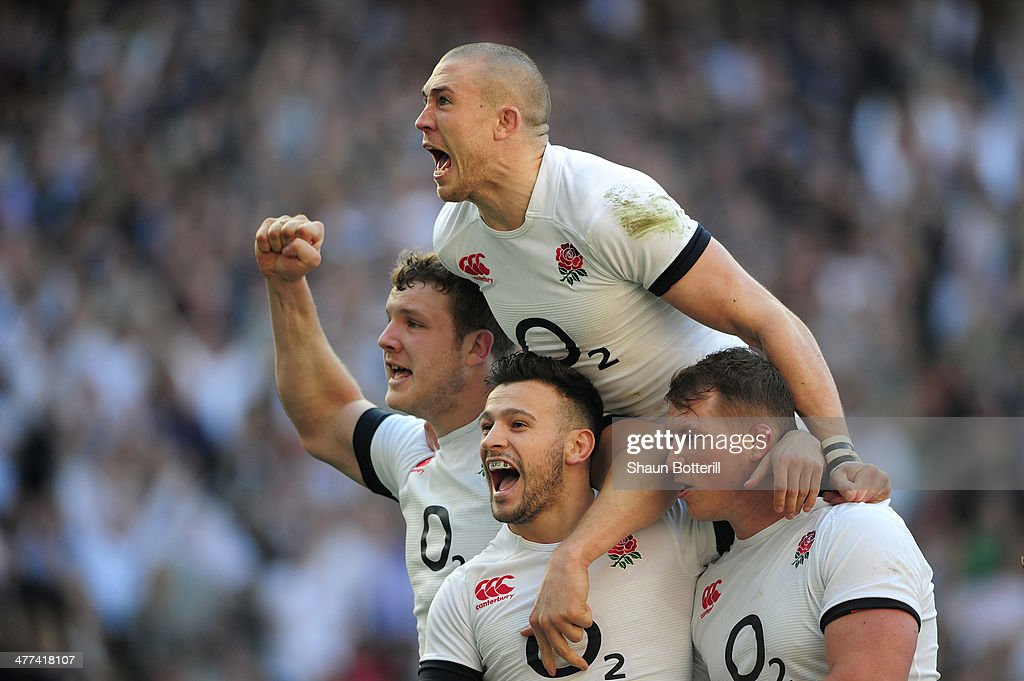 England v Wales - RBS Six Nations : News Photo