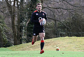 bagshot england danny care runs with