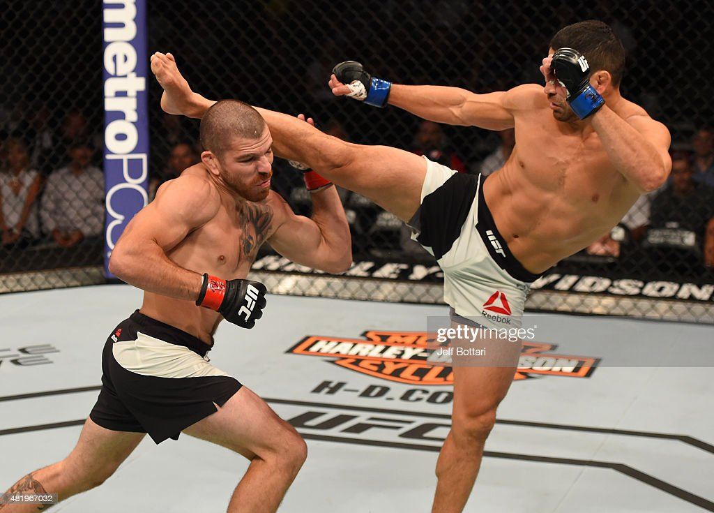 UFC Fight Night: Dillashaw v Barao 2