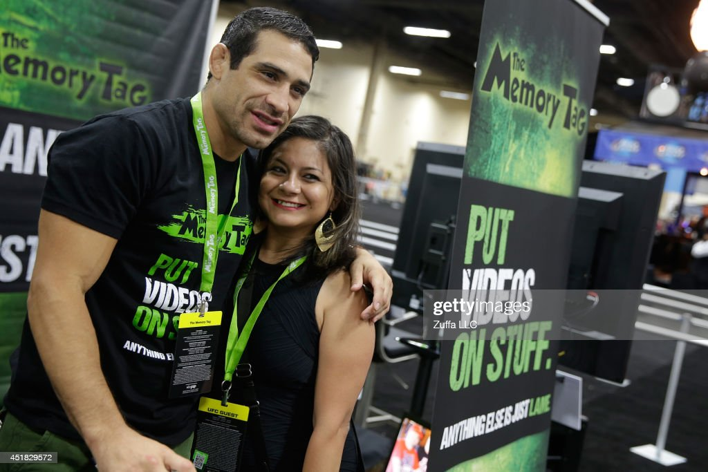 UFC Fan Expo Las Vegas 2014