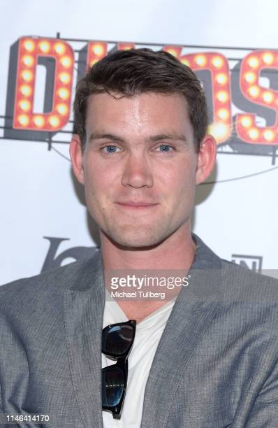 Danny Christensen attends a Los Angeles VIP industry screening with the filmmakers and cast of DIVOS at TCL Chinese 6 Theatres on May 01 2019 in...