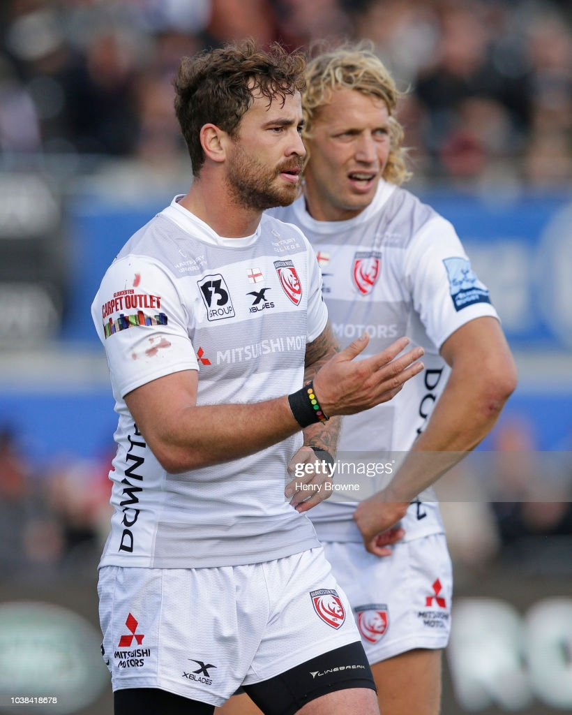 Saracens v Gloucester Rugby - Gallagher Premiership Rugby : News Photo