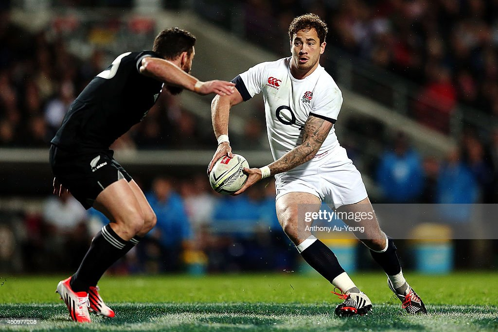 New Zealand v England : News Photo