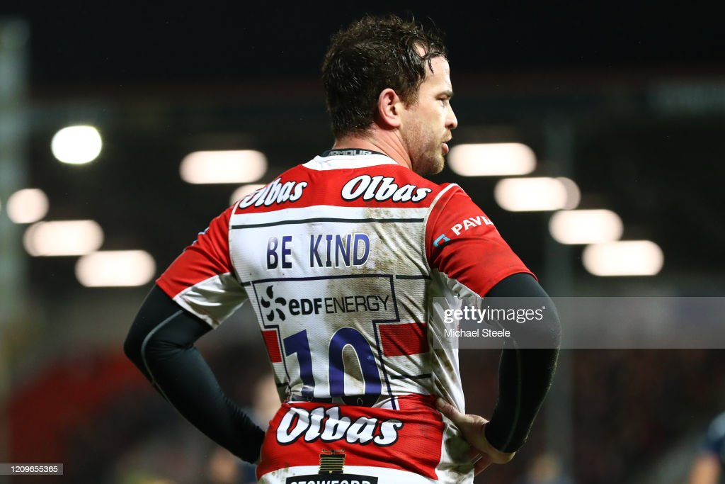 Gloucester Rugby v Sale Sharks - Gallagher Premiership Rugby : News Photo