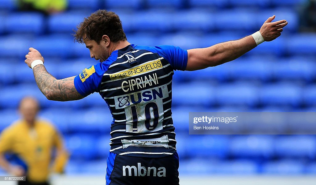 London Irish v Sale Sharks - Aviva Premiership : News Photo