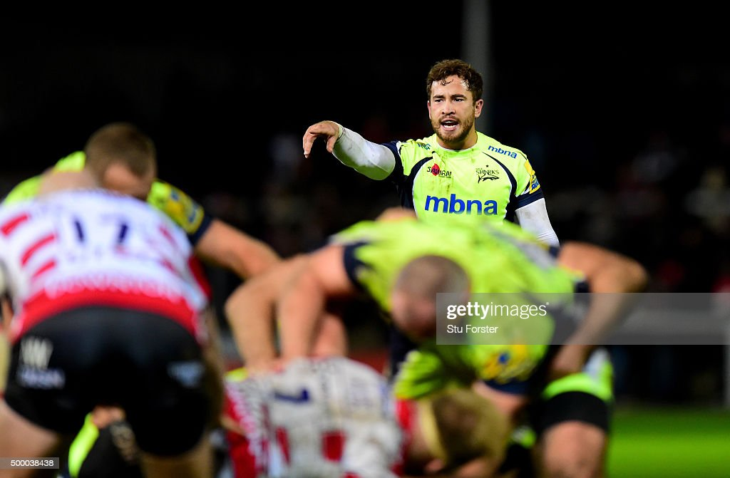 Gloucester Rugby v Sale Sharks - Aviva Premiership : News Photo