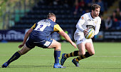 worcester england danny cipriani wasps moves