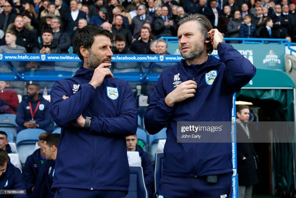 Huddersfield Town v Leeds United - Sky Bet Championship : News Photo