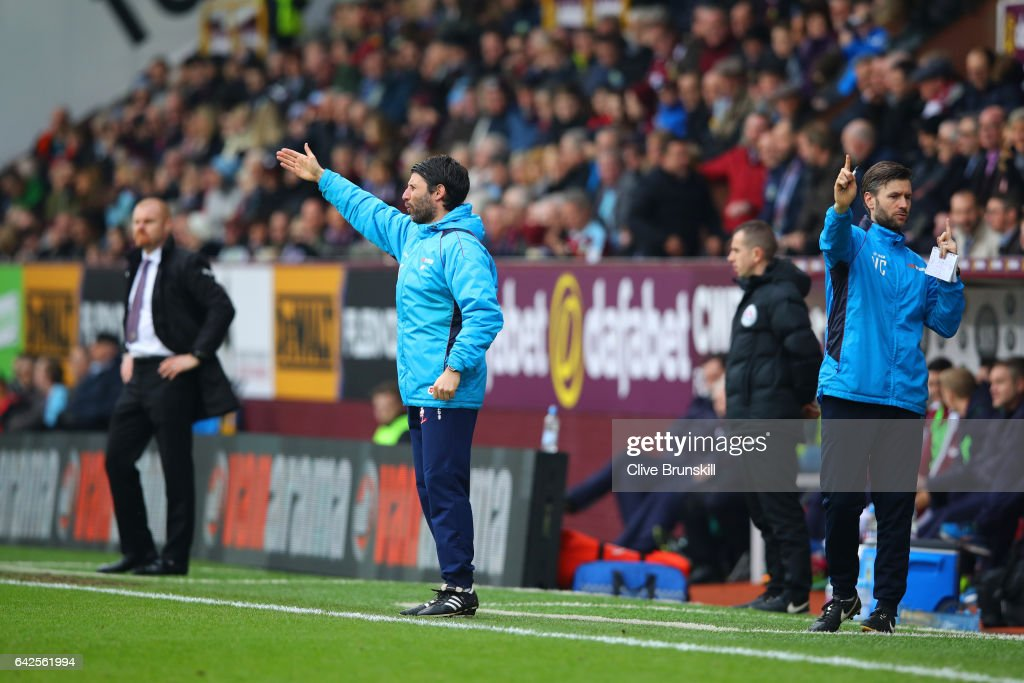 Burnley v Lincoln City - The Emirates FA Cup Fifth Round : News Photo