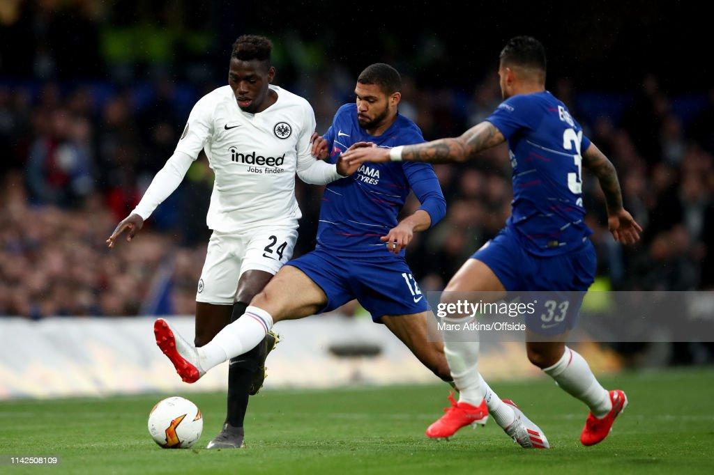Chelsea v Eintracht Frankfurt - UEFA Europa League Semi Final : Second Leg : News Photo