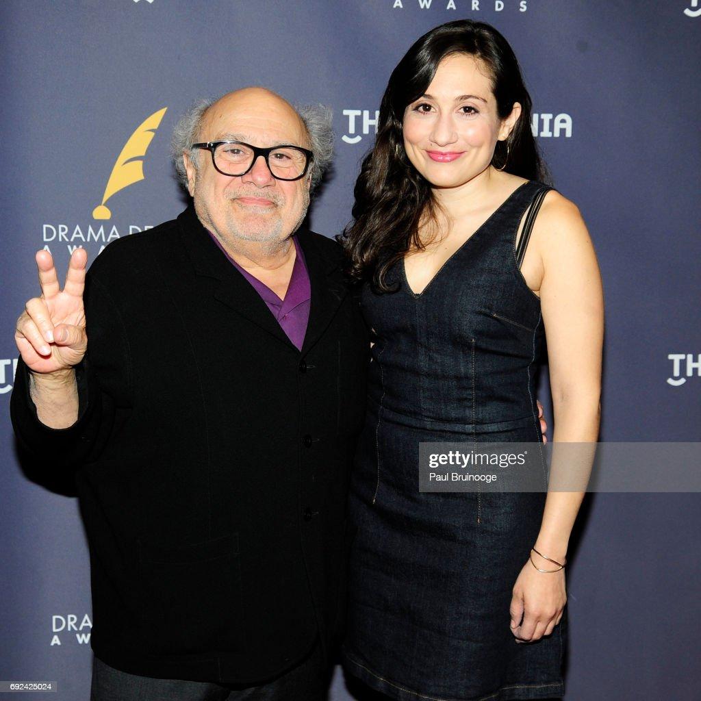 2017 Drama Desk Awards - Arrivals : News Photo