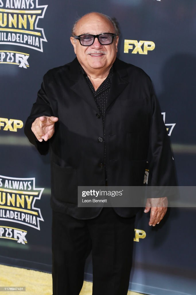 "Premiere Of FX's ""It's Always Sunny In Philadelphia"" Season 14 - Arrivals : Fotografía de noticias"