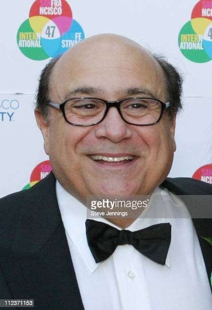 Danny DeVito during Film Society Awards Night in San Francisco at Ritz-Carlton Hotel in San Francisco, United States.