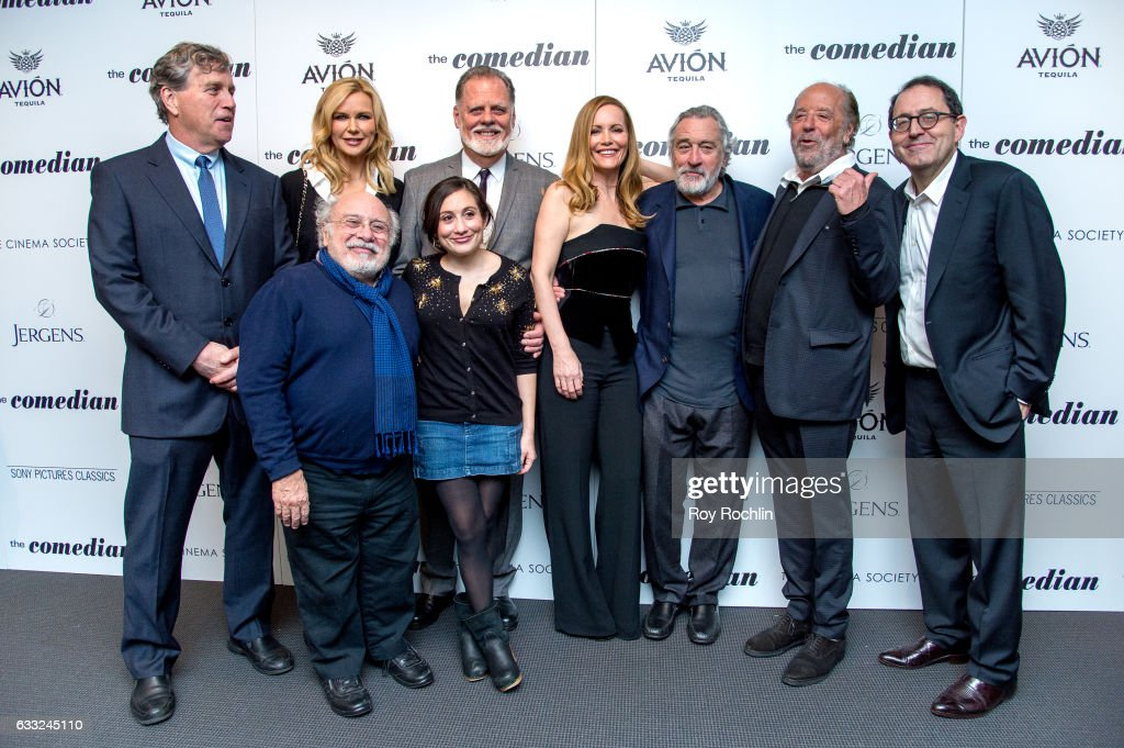 "The Cinema Society With Avion And Jergens Host A Screening Of Sony Pictures Classics' ""The Comedian"" : News Photo"
