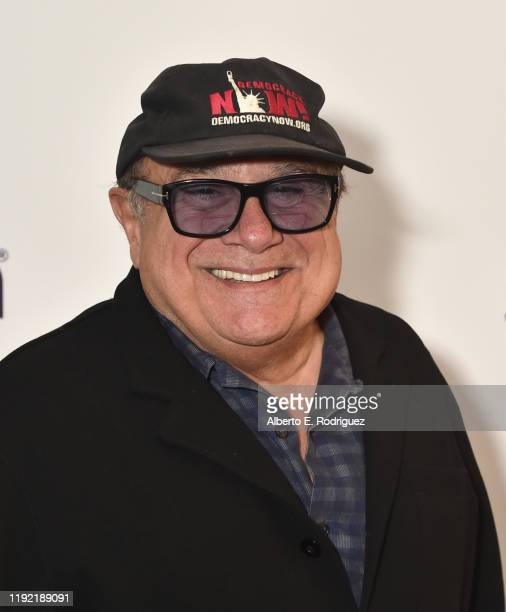 Danny DeVito visits SiriusXM at The SiriusXM Hollywood Studio on December 05, 2019 in Los Angeles, California.