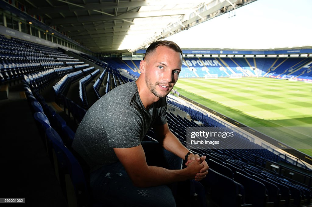 Danny Drinkwater Signs New Contract with Leicester City : News Photo