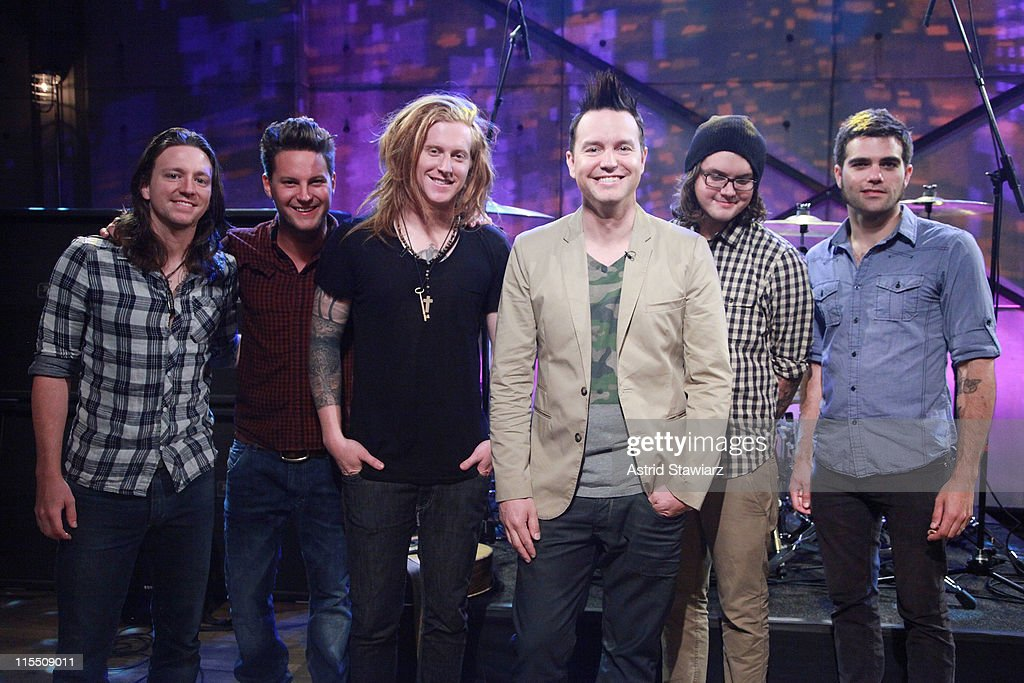 We The Kings Visit Fuse : News Photo