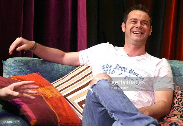 Danny Dyer appearing on No 1 Leicester SquareThe show will be broadcast on MTV at 1000pm on Monday