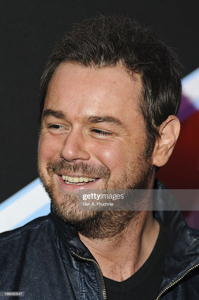 Danny Dyer attends the Lynx L.S.A launch event at Wimbledon Studios on January 10, 2013 in London, England.