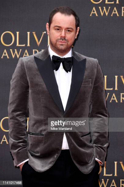 Danny Dyer attends The Olivier Awards 2019 with MasterCard at the Royal Albert Hall on April 07 2019 in London England