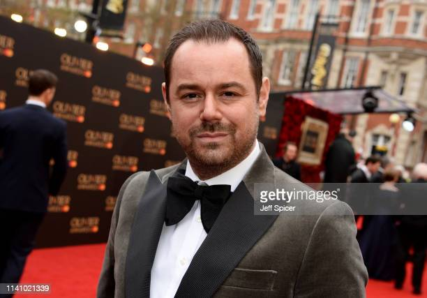 Danny Dyer attends The Olivier Awards with Mastercard at the Royal Albert Hall on April 07 2019 in London England