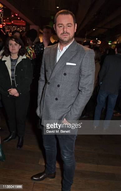 Danny Dyer attends the press night after party for Ghost Stories at The Lyric Hammersmith on April 5 2019 in London England